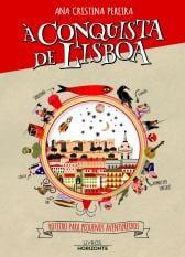 Livro 'À Conquista Lisboa'