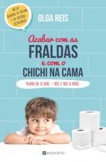 Livro 'Acabar as fraldas chichi cama'
