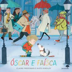 Livro Óscar Faísca