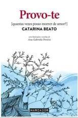 Livro: PROVO-TE Catarina Beato