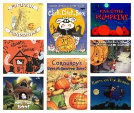 Livros inglês ler as criancas Halloween