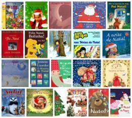 Livros sobre Natal