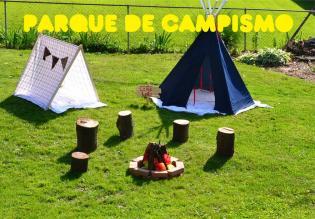 Locais Low Cost Celebrar Festas Aniversário- Parques Campismo
