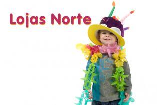 Lojas Artigos Carnaval Halloween Zona Norte