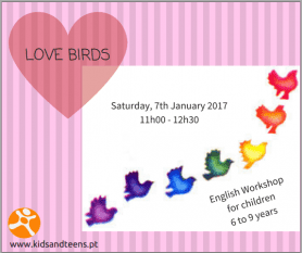 Love Birds English Workshop