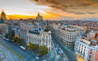 Madrid: 7 locais visitar família
