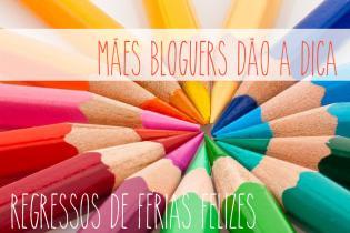 Mães bloggers dão dica - regressos férias felizes