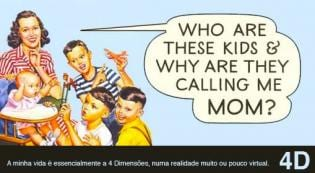 Mães Blogs -  Pumpkin convida Vida 4D - parte 1