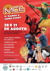 Manga & Comic Event Algarve 2016