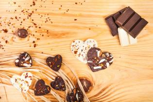 Masterkids Chocolates São Valentim