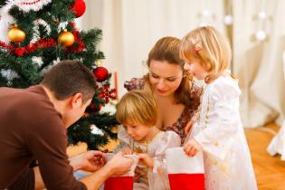 Melhor prenda Natal as Criancas: Você