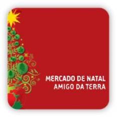 Mercado Natal Amigo Terra