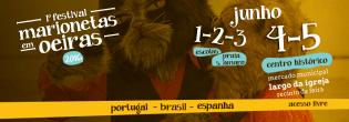 MÓ 1º Festival Marionetas Oeiras