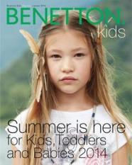 Moda Verão 2014 - Benetton - as escolhas Pumpkin