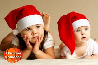 Moms Babies preparados fim semana natalício?