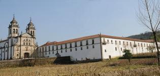 Mosteiro Tibães