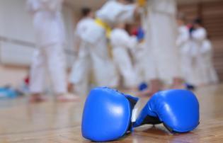 motivos criancas artes marciais
