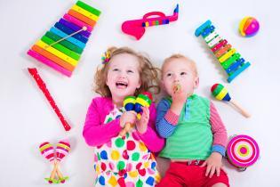 Música, espetáculos histórias bebés
