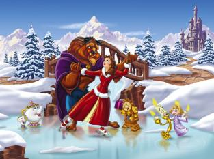 Natal deslumbrante Disney Junior