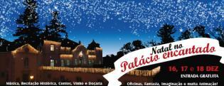 Natal Palácio Encantado Oeiras