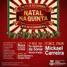 Natal Quinta São Domingos Benfica
