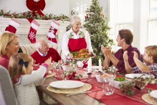 No Natal reunimos família mudamos casa