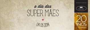 O Dia das Super Mães Brunch especial Lisboa