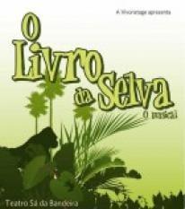 O Livro Selva Teatro Sá Bandeira