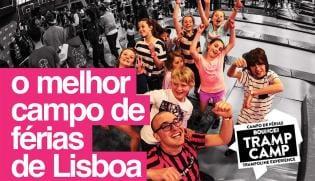 O melhor campo férias Lisboa