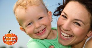 O melhor primeiro fim semana Outubro Mamãs Bebés