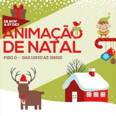 O Natal chegou Bairro Olivais