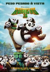 O Panda Kung Fu 3