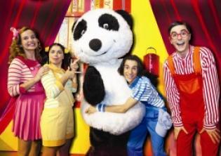 O Panda os Caricas Musical Fnac Braga