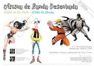 Oficina Banda Desenhada 3ª edição