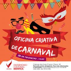 Oficina Criativa Carnaval