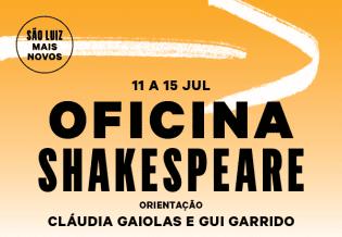Oficina Shakespeare Glorioso Verão