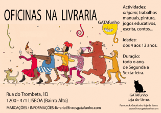 OFICINAS LIVRARIA GATAFUNHO