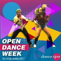 Open Dance Week