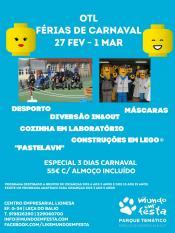 OTL FÉRIAS CARNAVAL Mundo Festa