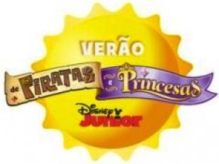 Packs atividades Verão Disney Junior