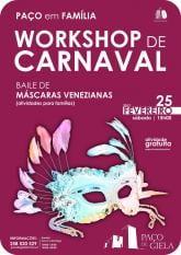 Paço Família Workshop Carnaval