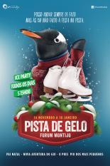 Pai Natal chega Lapónia segue Forum Montijo