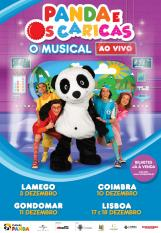 PANDA OS CARICAS MUSICAL
