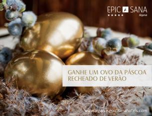 Passe uma Páscoa Épica família EPIC Sana Algarve