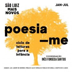 Poesiame Ciclo leituras infância