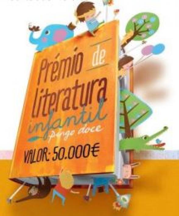 Prémio Literatura Infantil Pingo Doce candidaturas 4ª edição