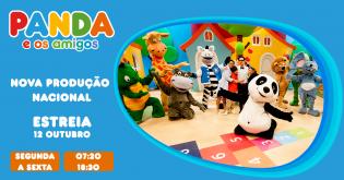 Preparem sofás Panda amigos estão chegar...
