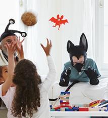 Programa atividades IKEA Carnaval