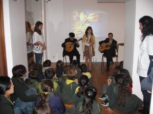 Programa Educativo Escolas 2015/2016 Museu Fado
