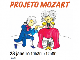 Projeto Mozart Concerto Famílias